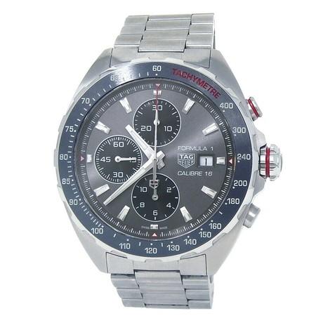 Tag Heuer Formula 1 Chronograph Automatic // CAZ2012.BA0876 // Pre-Owned