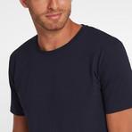 T-Shirt // Navy Blue (2XL)