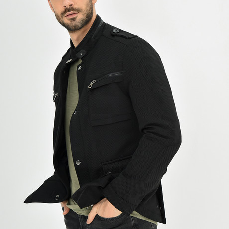 Tennessee Jacket // Black (S)