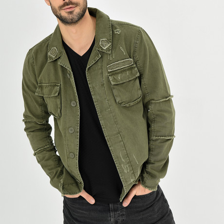 Washington Jacket // Green (S)
