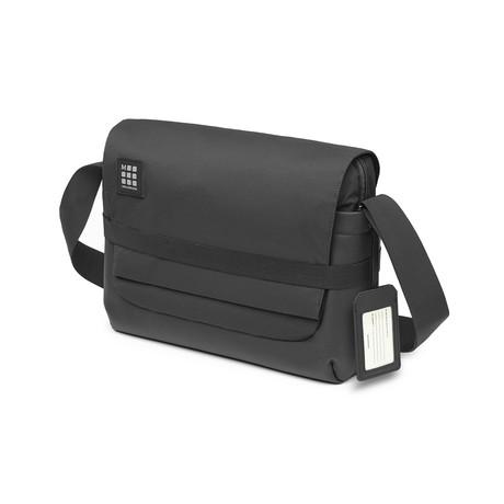 ID Messenger Bag // Black