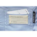 ID Small Backpack // Slate Gray