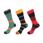 Coast Boot Socks // Pack of 3