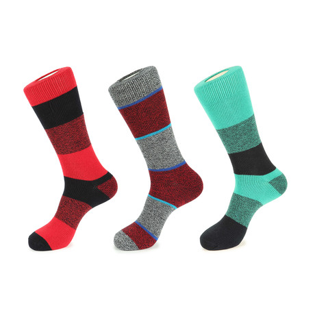 Benton Boot Socks // Pack of 3