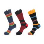 Desert Boot Socks // Pack of 3