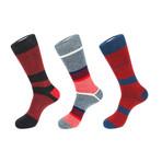 Backbone Boot Socks // Pack of 3