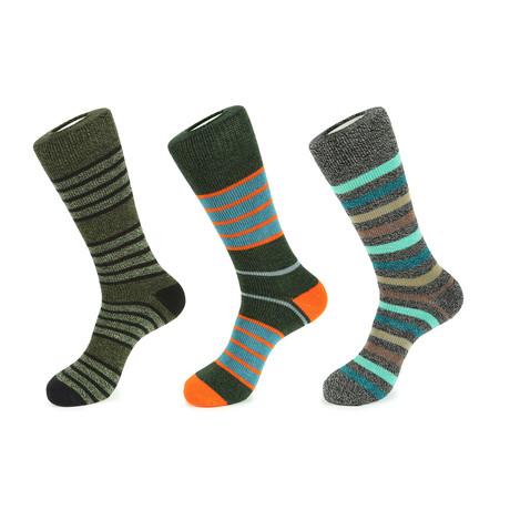 Uinta Boot Socks // Pack of 3