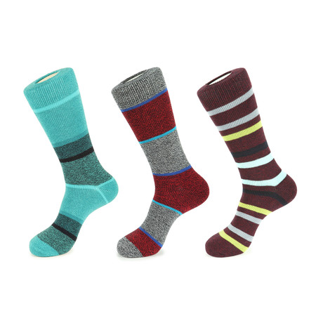 Comet Boot Socks // Pack of 3