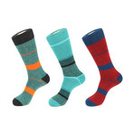Caprock Boot Socks // Pack of 3