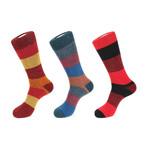 Massanutten Boot Socks // Pack of 3