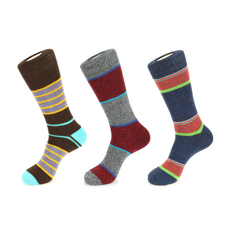 Ozark Boot Socks // Pack of 3