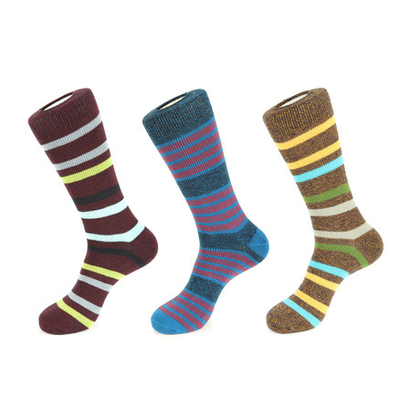 Highline Boot Socks // Pack of 3