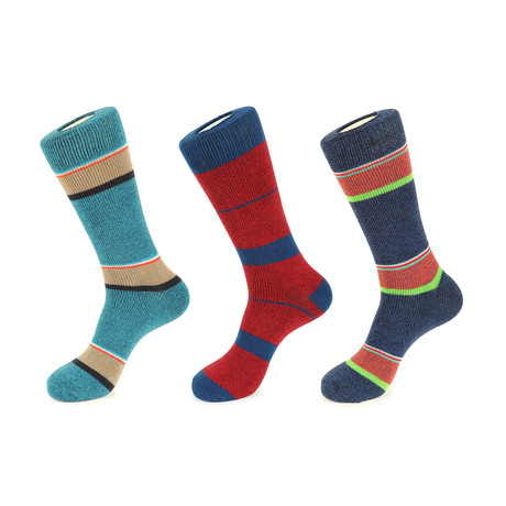 Ladiga Boot Socks // Pack of 3