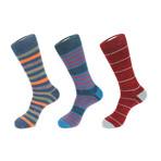 Catalina Boot Socks // Pack of 3