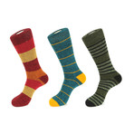 Valley Boot Socks // Pack of 3