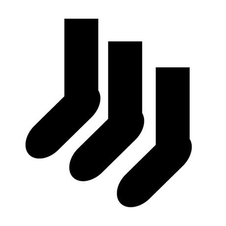 Baker Boot Socks // Pack of 3