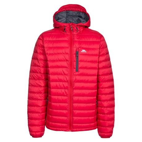 Digby Down Jacket // Red (XXS)