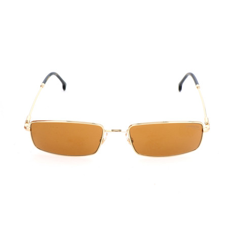 Unisex 177S Sunglasses // Gold + Black