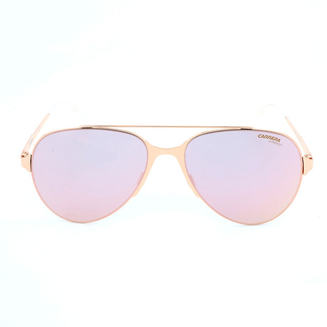 Unisex 113S Sunglasses // Gold + Copper