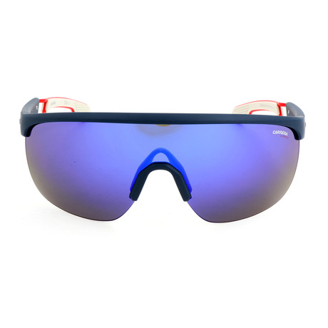 Men's 4004S Sunglasses // Matte Blue