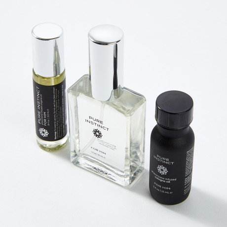 Pure Instinct® Gift Pack // For Him