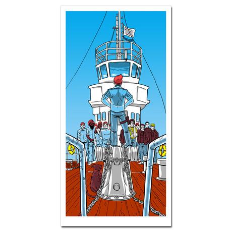 "Life Aquatic ""Mutiny on the Belafonte"""