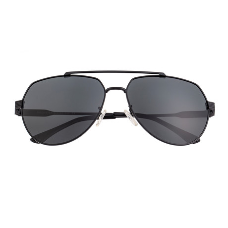 Costa Polarized Sunglasses (Black Frame + Black Lens)