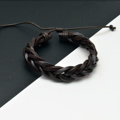 Jacob Bracelet // Dark Brown