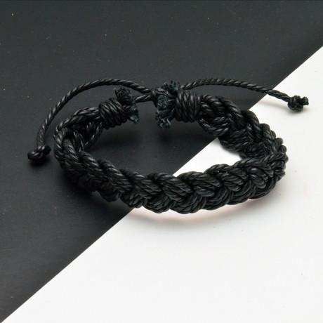 Jax Bracelet // Black