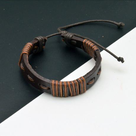 Jayden Bracelet // Brown