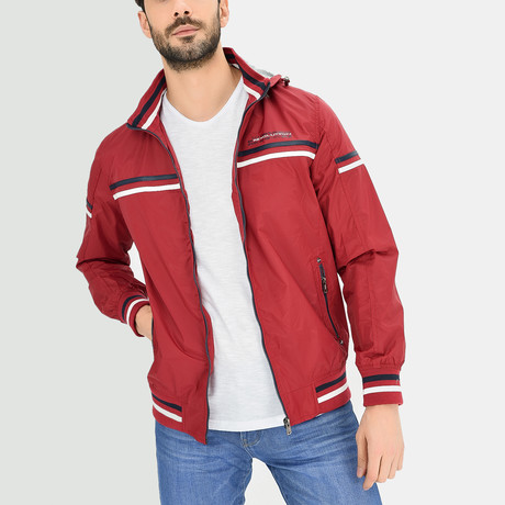 Indiana Jacket // Red (S)