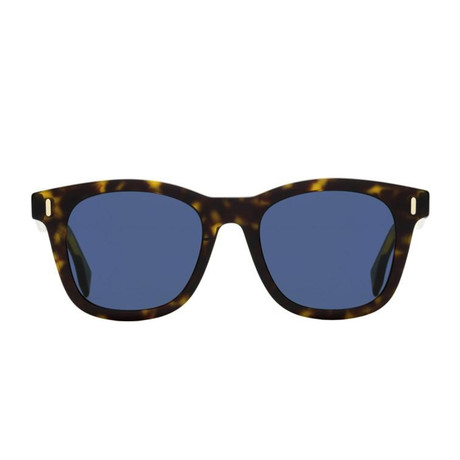 Fendi Men's Sunglasses // Dark Havana + Lue
