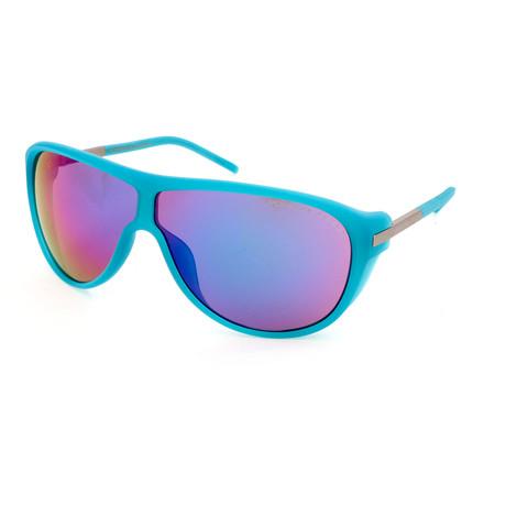 Men's P8598 Sunglasses // Light Blue Green