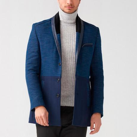 MCR // Declan Coat // Dark Blue (Euro: 44)