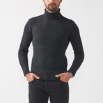 Ethan Tricot Sweater // Black (S)