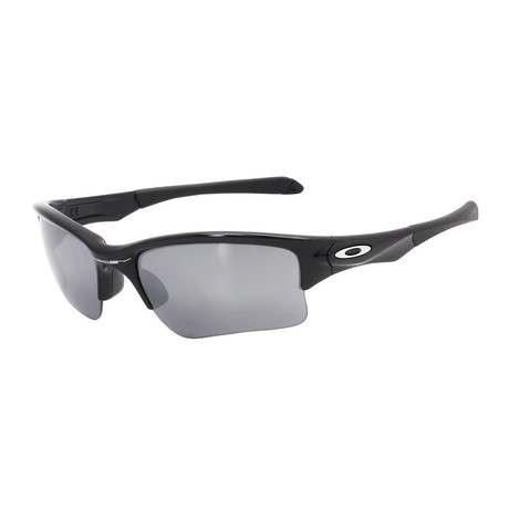 Unisex Quarter Jacket Sunglasses // Black