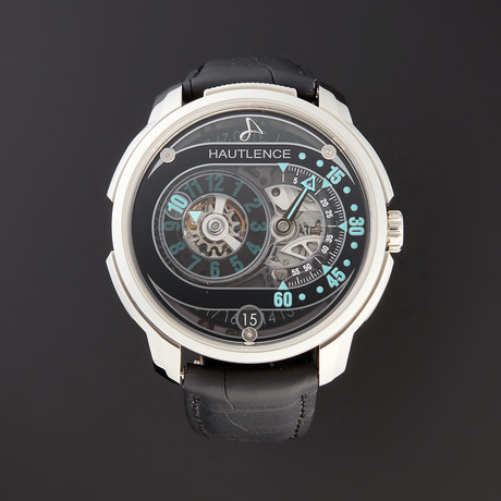 Hautlence Atelier Jump Hour Retrograde Manual Wind // HLRQ 02 // Unworn