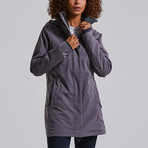Women's Orion Jacket // Cairn (XS)