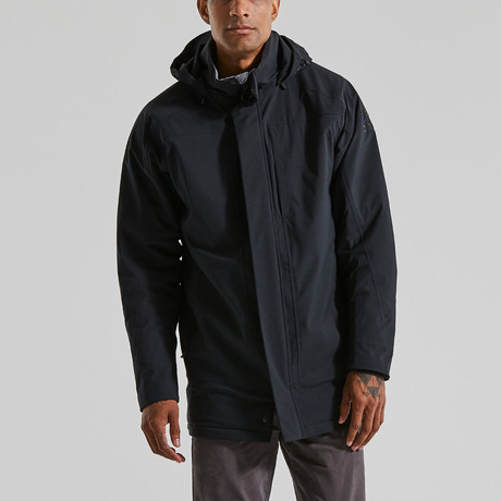 Men's Orion Jacket // Black (XS)
