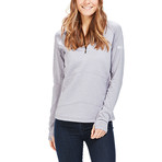 Women's Explorer Quarter Zip // Cirque Heather (XL)