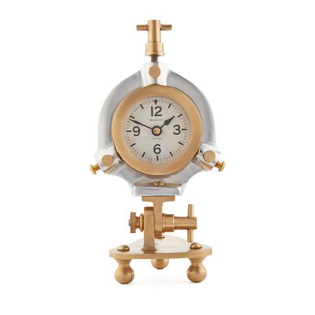 Rufus Table Clock