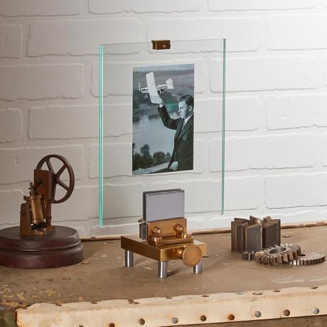 Horologist Photo Frame