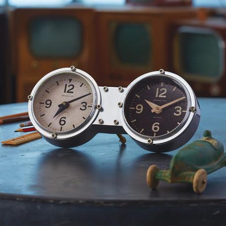 Dashboard Table/Wall Clock