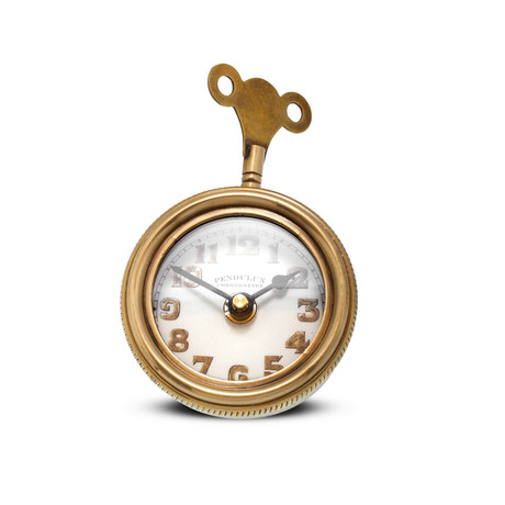 Mouse Table Clock