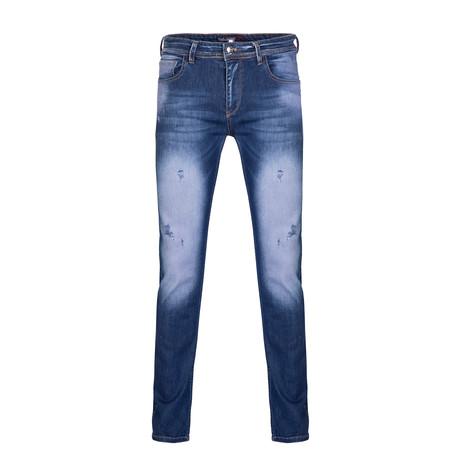 Oliver Jeans // Deep Blue (S)