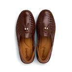 Chief Leather Sandals // Burnt Sienna (US: 11)