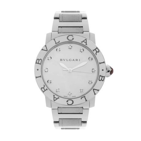 Bulgari Bulgari Ladies Automatic // BBL33WSS/12 // Store Display