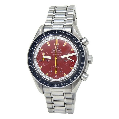 Omega Speedmaster Chronograph Automatic // 3510.61.00 // Pre-Owned