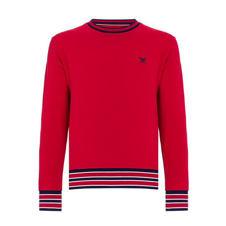Daniel Sweatshirt // Red (S)