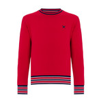 Daniel Sweatshirt // Red (3XL)